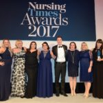 Nurse Crowned Winner at the Nursing Times Awards