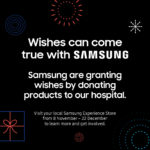 Samsung make Wishes Come True this Christmas