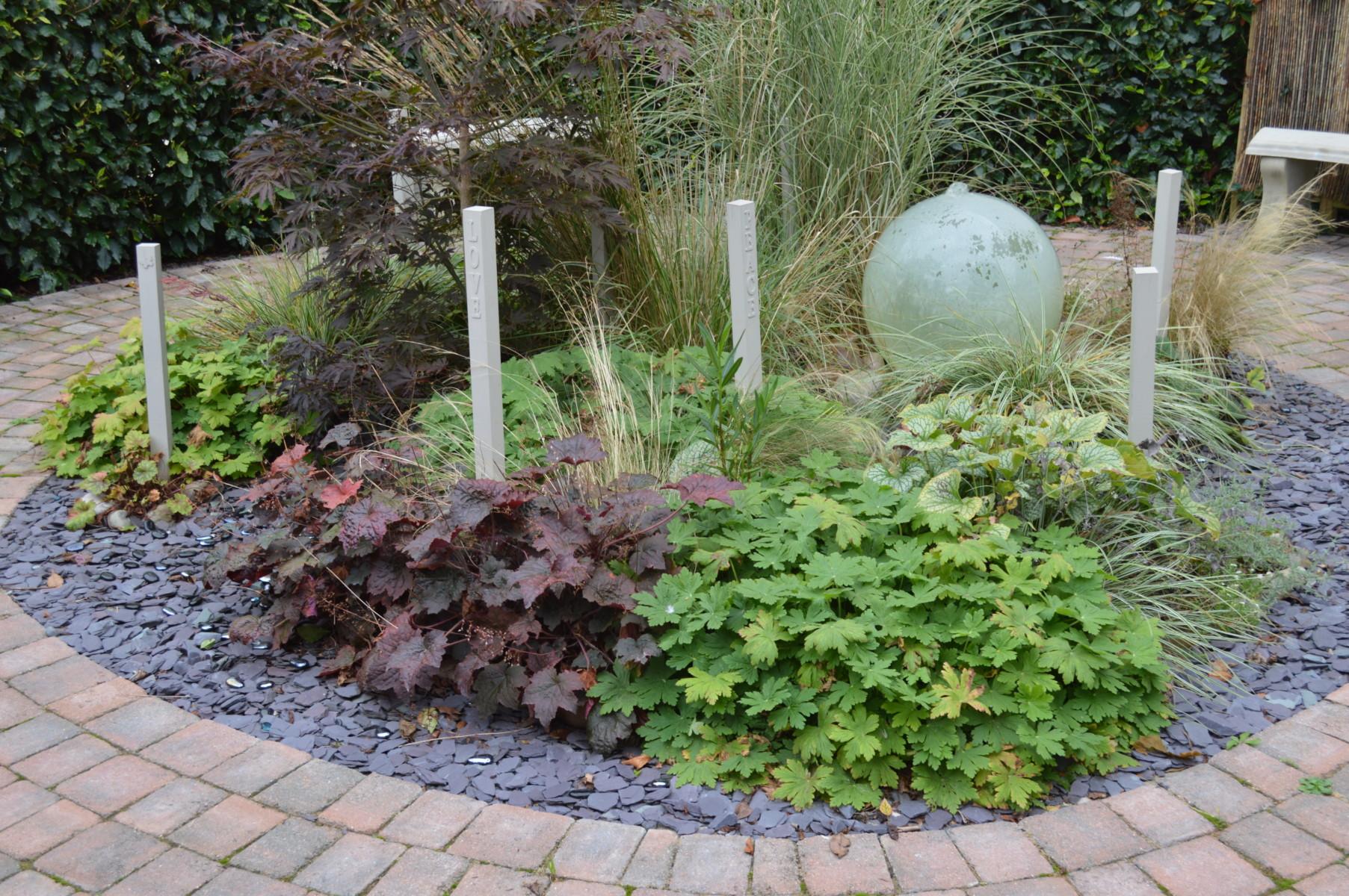 Tracy Rea - butterfly garden