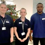 Nurse Cadets join MKUH workforce