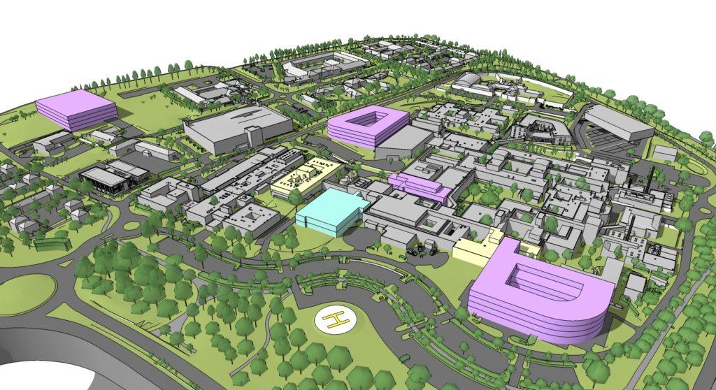 MKUH New Hospital Programme developments