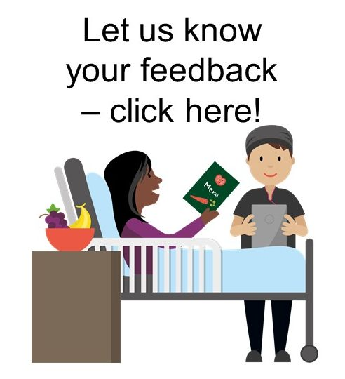 Let us know your feedback - click here!